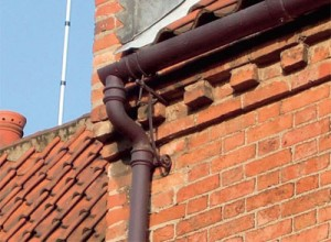 What makes iron cast gutters so good?