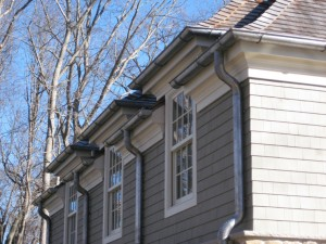 Gutter guards that work with half round gutters