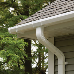 Vinyl rain gutters – advantages and disadvantages