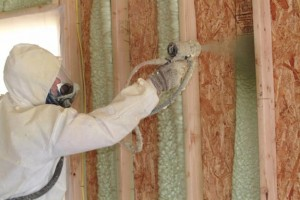 Use spray foam insulation