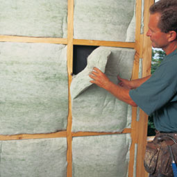 Describing soundproof insulation