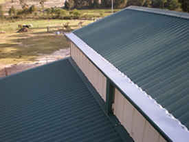 Instructions about installing aluminum gutter guards