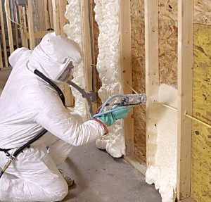 Insulation, Choose the right spray foam insulation kit