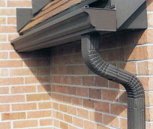 Rain gutters and downspouts – useful facts