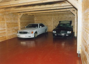 Cięcie rachunki za media w garażu przez izolacyjny go