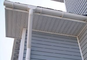 How to install and clean home gutters