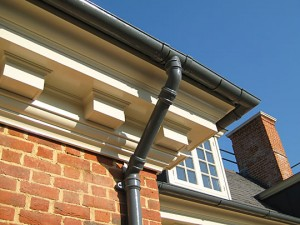 Advantages and disadvantages of cast iron gutters