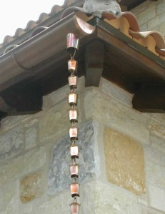 Learn about rain chains