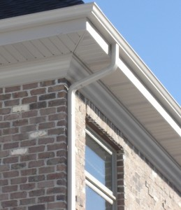 Instructions for changing your gutters and downspouts