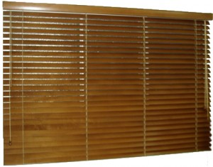 Learn to create bamboo venetian blinds