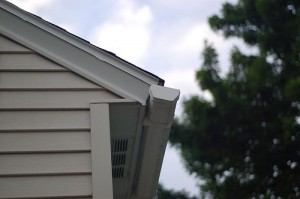 Vinyl guttering systems have benefits and downsides