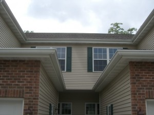 Basic instructions for installing aluminum gutters