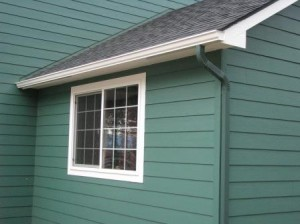 Gutters, Instructions for cleaning rain gutters