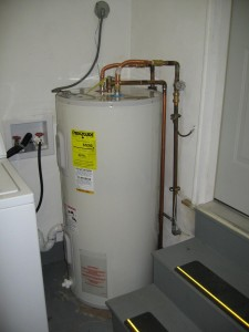 Learn to switch the hot water tank from natural gas to propane