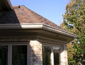 Instructions for installing seamless rain gutters