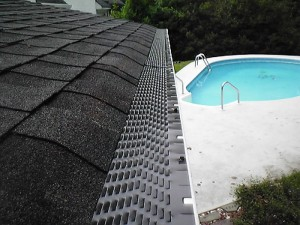 Instructions for installing a gutter cover