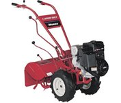 Learn to substitute the gas line on a 1HP yard machine tiller