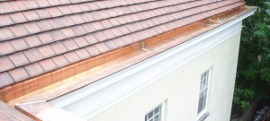 Instructions for replacing box gutters