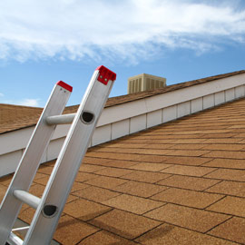 Instructions for installing a rain gutter guard