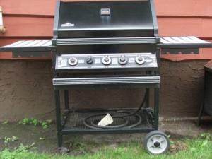Imparare a cambiare il barbecue dal gas naturale di alimentazione a gas propano