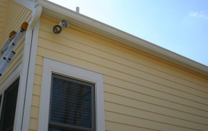 Learn to install new gutters