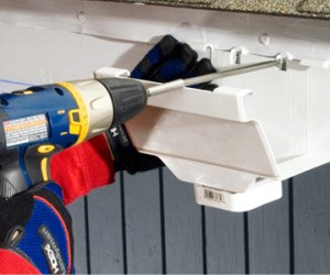 Gutters, Instructions for installing a new downspout to your gutter