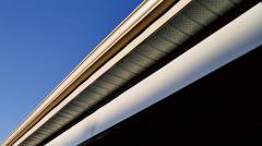 Anweisungen zur installation vinyl regen dachrinnen