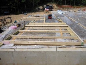 Learn to attach wall framing to concrete flooring