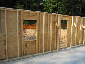Good advice and practices for wall framing