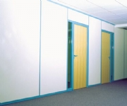 Η κατασκευή ενός ηχομονωτικά διαχωριστικά τοιχώματα – μέρος 3