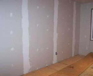 Tips to hang drywall vertically or horizontally