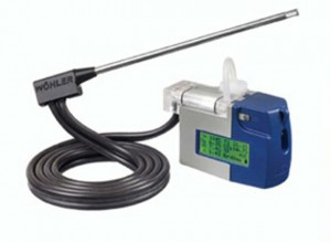 Installation d'un analyseur de gaz de combustion peut apporter beaucoup d'avantages
