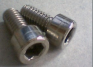 Find out how to detach a rounded hex nut from a propane tank