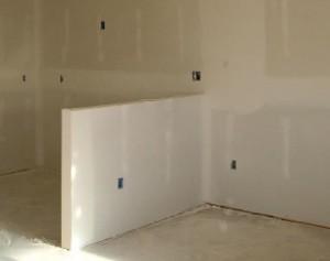 Aprenda a construir uma parede de gesso