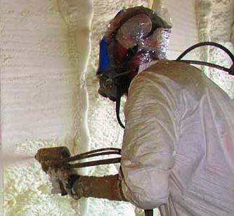 A expansão de espuma de isolamento – dicas e alternativas
