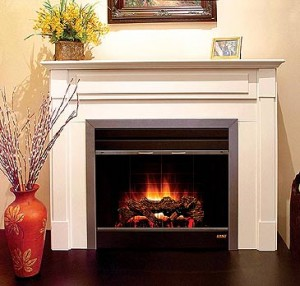 Let's describe electric fireplaces