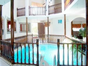 Advice for heating an indoor pool