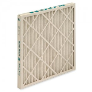 Problems with a clogged furnace filter