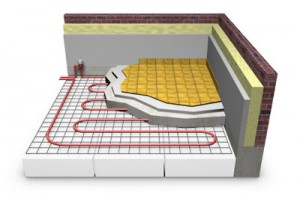 Learn to install hydronic radiant floor heating systems