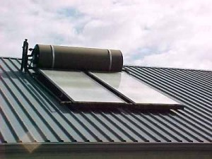 Heating, Solar water heating - downsides