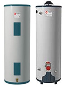 Basic information about space heating water heaters