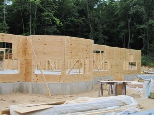 Learn to choose the underlayment used for wall sheathing