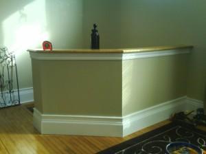 Impara a installare una parete sub