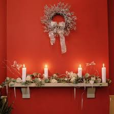 Idéias modernas para as decorações de Natal