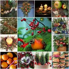 Original Christmas decorations