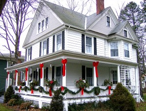 Some tips to decorate your porch for Christmas