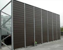 Lär dig att installera en akustisk barriär