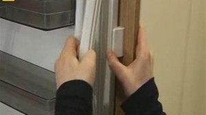 Tätning upp en dörröppning Del 1