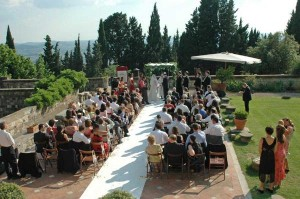 Plan the wedding ceremony