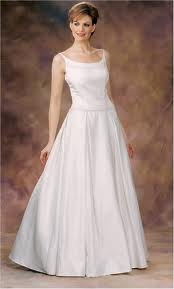 Wedding dress for a low budget